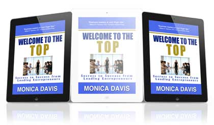 Welcome to the Top by Monica Davis