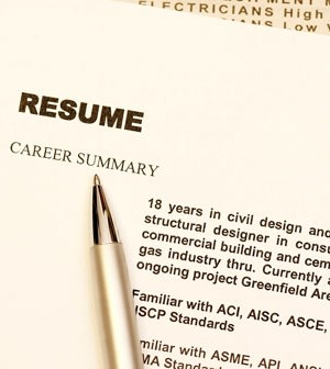 advertisements for vacant positions more often than not request interested parties to register their interest by submitting a resume
