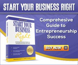 Start Your Business Right - Monica Davis