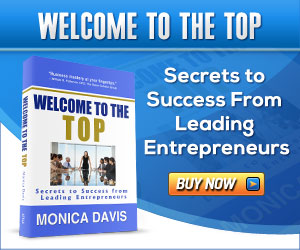 Welcome to the Top - Monica Davis