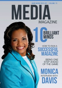 Media Coaching - Monica Davis